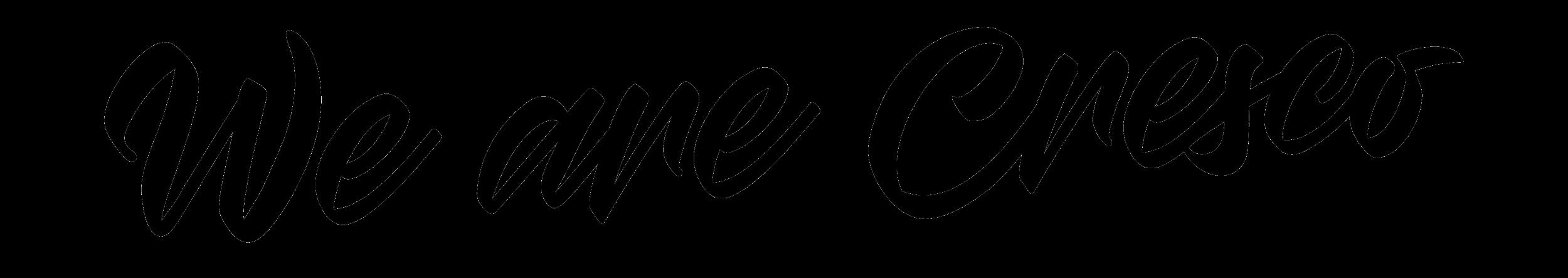 We Are Cresco Logo | Cresco Communications, Hove